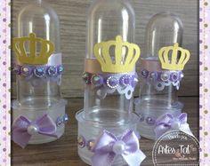 mini tubete 3D Princesa Sofia