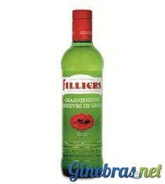 Ginebra Filliers Jenever Light, Filliers Jenever Light Gin