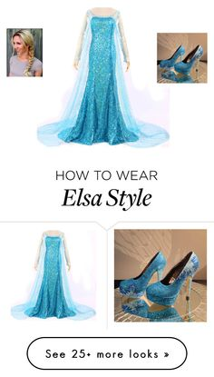 """""""Let it go"""" by oonabaard on Polyvore featuring Disney, women's clothing, women, female, woman, misses and juniors"""