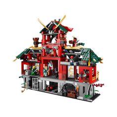 LEGO Ninjago Battle for Ninjago City 70728 image-6