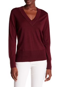 Rag & Bone - Leanna Merino Wool Sweater | Pretty Little Liars
