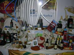 Productos que se pueden adquirir durante la Muestra En Rte.Terranova