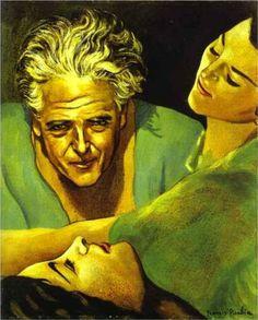 Self Portrait - Francis Picabia