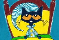 Browse the full list of Pete the Cat books, hear the latest Pete the Cat song, and download free Pete the Cat activities.