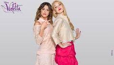 violetta en lucinda Series Juveniles, Violetta Disney, Netflix Kids, Disney Channel Shows, Ambre, Mercedes, Fur Coat, Singer, Disney Princess