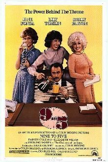 9 to 5. An awesome 1980 American comedy.