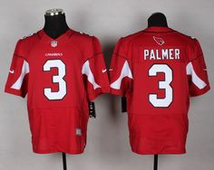 NFL Jersey's Infant Arizona Cardinals Carson Palmer Nike Cardinal Team Color Game Jersey