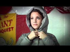 ▶ Moosejaw Women's Katie Swartzloff Down Jacket - YouTube