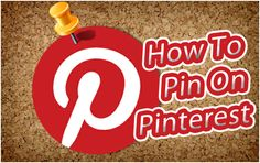 How Do I Pin On Pinterest? good post to share with a friend when explaining how to use pinterest