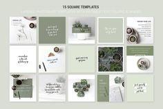 SALE Social Media templates by Skyla Design on @creativemarket