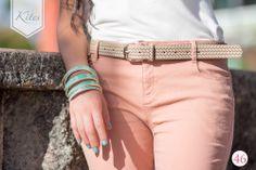 #pulseras #faja #kitescr #accesorios
