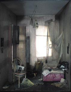 Chambre de William Borrows 2nd état http://www.charlesmatton.com/2001-2006/2/12/01.htm