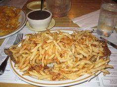 bisteck de palomilla con papas fritas
