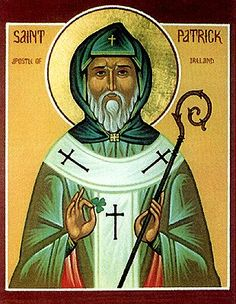 The Real Story of St. Patrick - Written for the very young. Read to them on St. Patrick's Day!