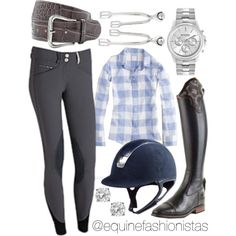 Blues by ashlyn-pease on Polyvore featuring DeNiro Boots
