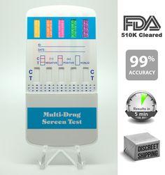 10 Panel Dip Drug Testing Kit, Test for 10 Different Drugs. Spy Gear, Top Gadgets, Drug Test, Drugs, Positivity, Kit, Cool Stuff, Wordpress, Spy Equipment