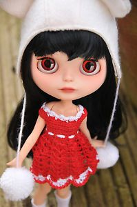 Ooak Custom Blythe Doll Ebony Customized BY Zuzana D | eBay