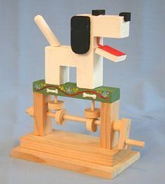 automata wooden toys - Google'da Ara