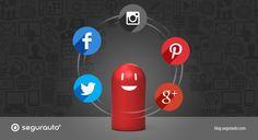 Mundo Segurnauta: nuestras estupendas redes sociales. Instagram, Twitter, Google Plus...¡Ninguna red social se nos resiste! Descubre en nuestro post todas las formas que tienes para entretenerte y contactar con Segurauto. #Seguros #SeguroDeAutomovil #Segurauto #Segurnautas #Automovil #Infografia #coches