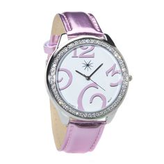 a watch fit for a princess like me ;)