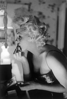 #vintage #Beauty // #Marilyn
