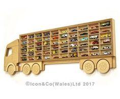Toy Car 'Truck' Shelf Model Car Shelving Unit Lorry