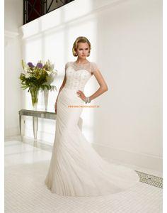 RONALD JOYCE INTERNATIONAL Elegante Luxuriöse Maßgeschneiderte Brautkledier aus Organza