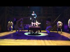 """Show Clips: Leslie Odom, Jr. Performs """"The Room Where It Happens"""" from HAMILTON - YouTube"""