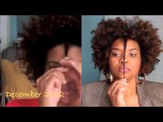 I've been natural for a little over 13 months now. Back in September 2012 I decided I wanted to document my hair growth, so I began doing length check videos. Here's the 3rd one I've done. You can follow my hair journey on Facebook, Instagram and Youtube @LeonaLynnLoves.