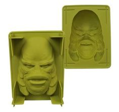 Universal Monsters Creature from the Black Lagoon Gelatin Mold