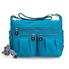 New Women Messenger Bags European and American Style Waterproof Nylon Female Crossbody Bags for Women Fashion Brand Shoulder Bag