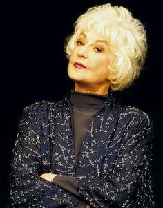 Bea Arthur. She was my fave Golden Girl!