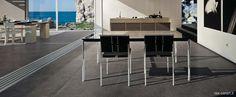 PIETRA DEL NORD by REX - Stone cladding for interior and outdoor design: Pietra del Nord Rex #stone #pietra #gray #tile #tiles #piastrelle #interni #esterni #design #eleganza #elegance