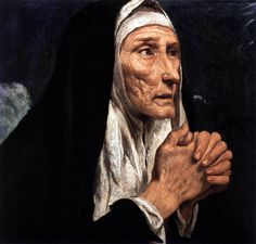 St. Monica -  Mother of Saint Augustine of Hippo. She suffered an adulterous husband and lead a prayerful life dedicated to the reformation of her son, who wrote of her pious acts and life in his Confessions. - Abridged from http://en.wikipedia.org/wiki/Saint_Monica