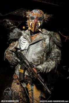 Wastelander Portraits: City Hunter by Wasteland-Warriors on deviantART