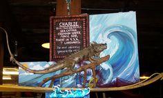 Unique Art - Charlie!