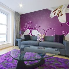 Fototapeta - Radość Decorami.pl Sofa, Couch, Decoration, Love Seat, Lily, Design, Furniture, Html, Home Decor