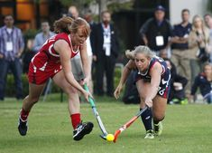 U.S. Olympics field hockey star Katie O'Donnell gears up for London 2012 - The Washington Post