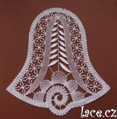 Kliknutím zavřít Basic Hand Embroidery Stitches, Crochet Stitches, Bobbin Lace Patterns, Crochet Patterns, Doily Art, Lacemaking, Lace Heart, Lace Jewelry, Applique Quilts