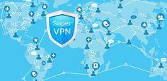 SuperVPN Free VPN Client_LOGO