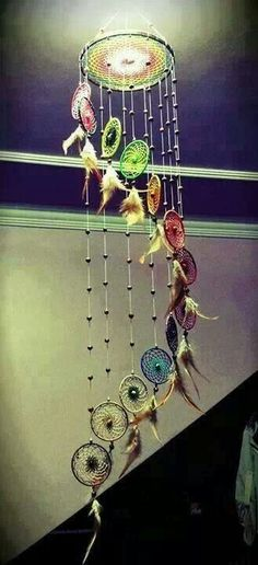 Beaded Native American Dream Catchers | Pin by ♧Leslie Raye♧ on Future bedroom / Future home | Pinterest