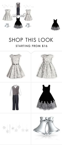 """""""Silver Bells"""" by woodensoldier on Polyvore featuring Bling Jewelry"""
