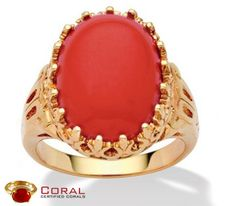Make a #style statement with this #stunning #coral #gold #ring from http://shop.coral.org.in/ #jewelry #ringlover #goldjewelry #fashionable #charming #beauty