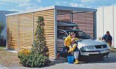 garagenwand mauern – Google-Suche Carport Garage, Shed, Outdoor Structures, Outdoor Decor, Outdoor Ideas, Home Decor, Beide, Google, Veil
