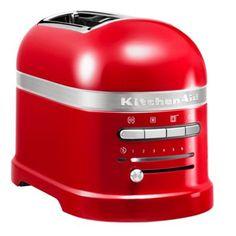 KitchenAid Kitchenaid 5KMT2204BER 'Empire Red' two slice toaster- at Debenhams.com