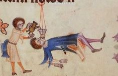 English Historical Fiction Authors: The Luttrell Psalter