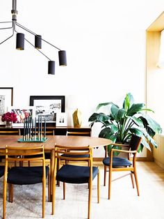 A Midcentury-Modern Family Apartment in SoHo
