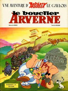 Astérix -11- Le bouclier Arverne - BD