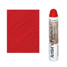 Kennedy's favorite shade of red for painting -- a cadmium red paint stick. #unbreakable #thelegionseries #kamigarcia #YAbooks #supernatural #paranormal