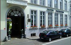 Hotel Patritius, Ridderstraat, Bruges